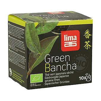 Organic Bancha Green Tea 10 units