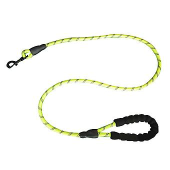 Reflective Multicolor Round Rope Dog Leash