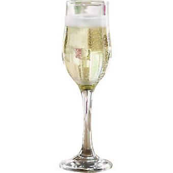 Rayware Tulip Champagne Flautas x 4 20cl