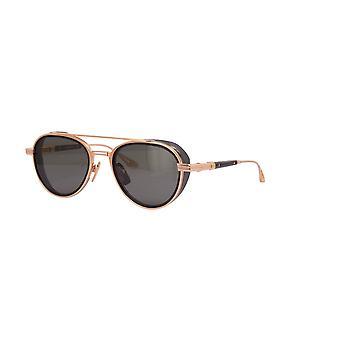 Dita Epiluxury EPLX.4 DES004 03 Rose Gold-Black/Dark Grey Polarised Sunglasses
