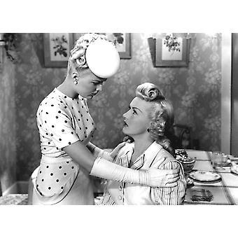 Dolly Sisters kesäkuu Haver Betty Grable 1945 TM ja Copyright 20Th Century-Fox Film Corp kaikki oikeudet pidätetään Photo tulosta