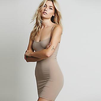 Pirate Curiosity Negligees Elegant Nightgowns Sexy Silk Strap Full Dress Mini