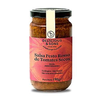 Organic Dried Tomato Pesto Rosso 190 g