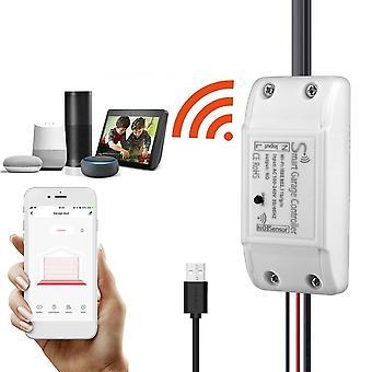 Wifi Smart Garage Door Opener Voice Wireless Remote Control
