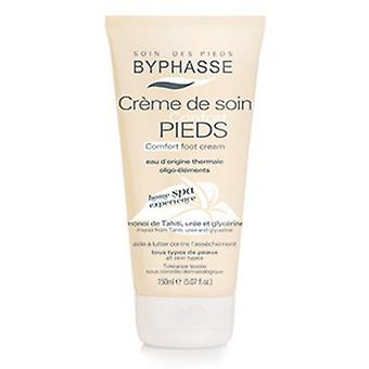 Byphasse Comfort Foot Cream Home Spa Experience