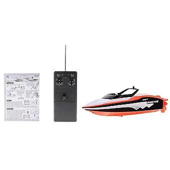 3392m Portable Micro Rc Racing Boat Remote Control Speedboat