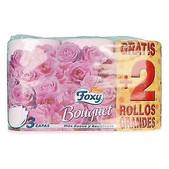 Toilet Roll Foxy (6 uds)