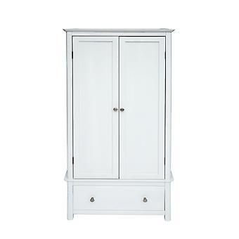 Nel 2 door, 1 drawer wardrobe