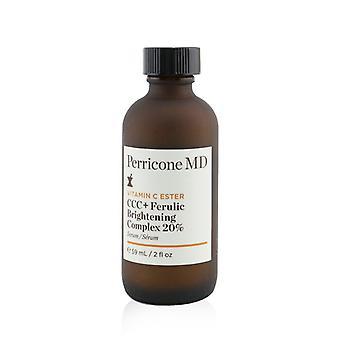 Vitamin C Ester Ccc + Ferulic Brightening Complex 20% Serum - 59ml/2oz
