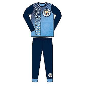 Manchester City FC Boys Pyjama Set