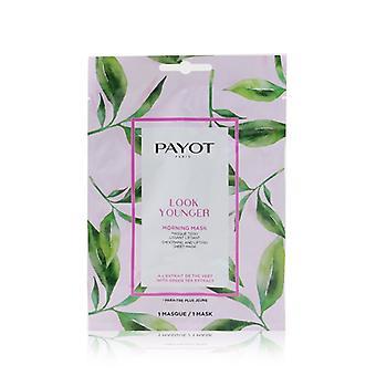 Payot Morning Mask (Look Younger) - Smoothing & Lifting Sheet Mask 15pcs