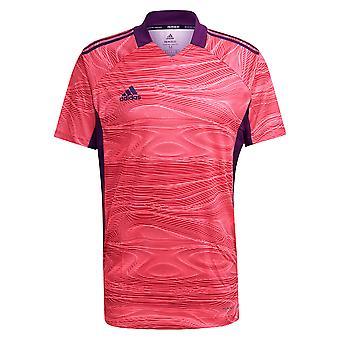 adidas CONDIVO 21 GoalKeeper Jersey SS