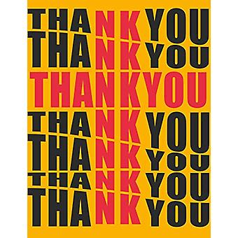 Thank You Christian Inspirational Notebook - 100 Pages 8.5 X 11 Wide R