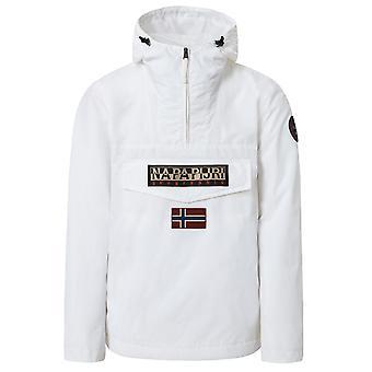 Napapijri Rainforest M Sum 1 BrightWhite Jacket