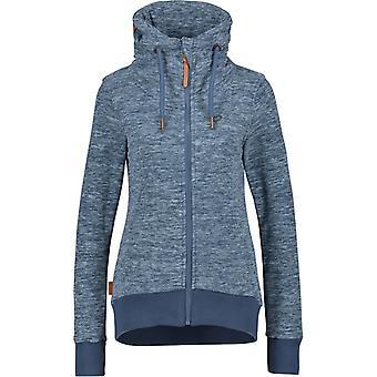 Alife & Kickin Women's Fleece Jacket Vivian