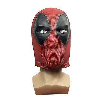 Deadpool Headgear Mask Avengers Spoof Masquerade Party Cosplay Props