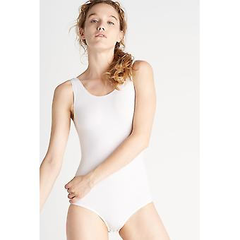 Ruby cotton shaping thong back bodysuit