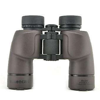 Visionking nieuw product sr 8x36 hd double-tube toerisme buitentelescoop low-light nachtzicht waterdichte telescoop