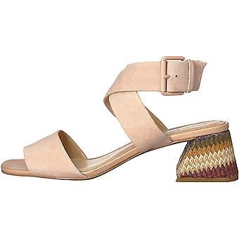 Katy Perry Womens The Albee Suede Open Toe Casual Slingback Sandals