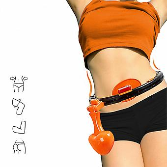 Smart hula hoop,Does Not Fall,Detachable And Adjustable,Can increase weight
