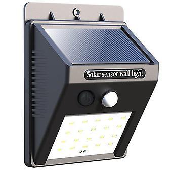 Montaż na ścianie 20 Led Motion Sensor Solar Lights