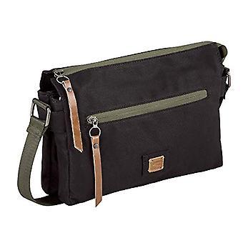 Camel Active Bags Laona, Women's Folder Bag, Black, Small