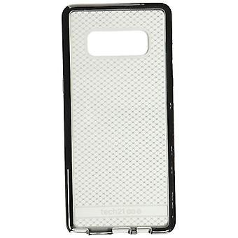 Tech 21 Evo Check Protective Case for Samsung Galaxy Note8 - Smoke Grey/Black