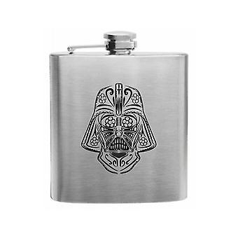 Día de muertos Darth Vader, Darth Vader, Star Wars, Vader Flasks