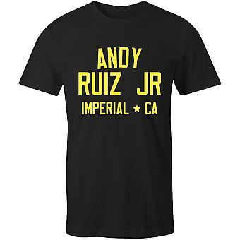 Andy ruiz jr bokslegende kinderen t-shirt