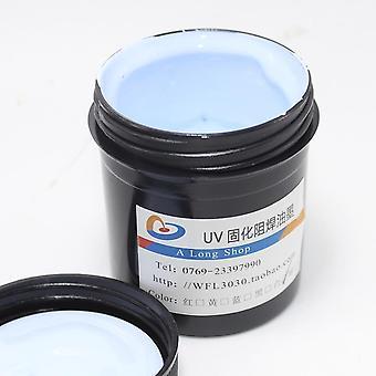 Uv lichtempfindliche Tinten Pcb Uv heilbare Lötmittel Widerstehen Tinte