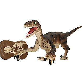 RC Dinosaur 2.4G Raptor Velociraptor Simulation rc Animal Remote Control|RC  Animals