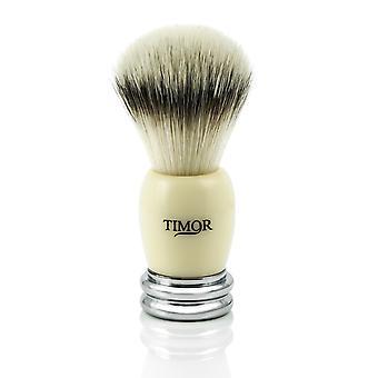 Giesen & Forsthoff's Timor Premium Shaving Brush Ivory Acrylic | ø21mm