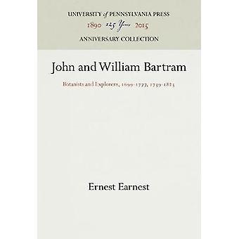 John and William Bartram - Botanists and Explorers - 1699-1777 - 1739-