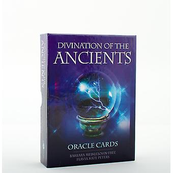 Divination Of The Ancients : Oracle Cards 9781922161925