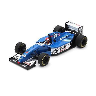 Ligier JS39 B (Johnny Herbert - European GP 1994) Resin Model Car