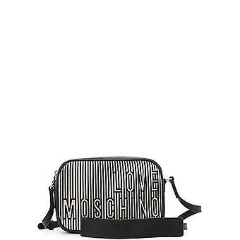 Love Moschino - Bags - Shoulder Bags - JC4232PP0CKE1-00A - Women - black,wheat