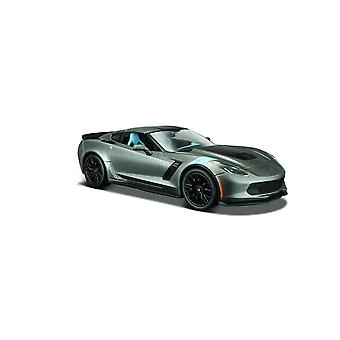 Chevrolet Corvette Grande urheilu (2017) painevaletusta malli auto
