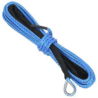 vidaXL câble de vent bleu 5 mm x 9 m