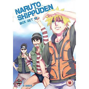 Naruto Shippuden Box Set 18 DVD
