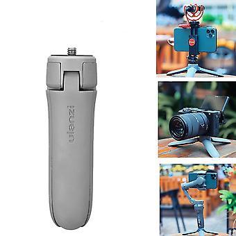 Mini tripod gimbal basis, mobiele vlog statief voor smartphone, dslr, spiegelreflex camera