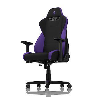 Nitro Concepts S300 Fabric Gaming Chair - Nebula Purple