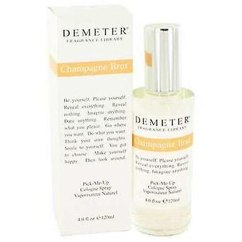 Demeter Champagne Brut By Demeter Cologne Spray 4 Oz (naiset)