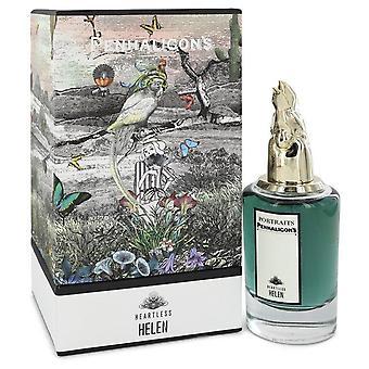 Heartless helen eau de parfum spray by penhaligon's 547950 75 ml
