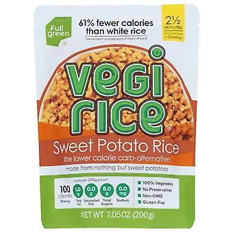 Fullgreen Riced Sweet Potato, Case of 6 X 7.05 Oz