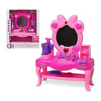Lasten kampaamosarja Dream Desser 111439 vaaleanpunainen
