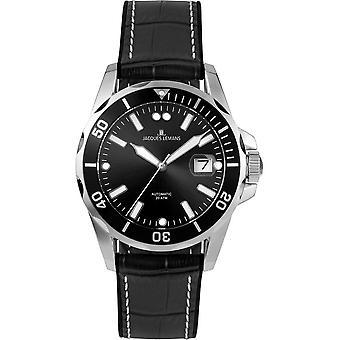 Jacques Lemans - Wristwatch - Men - Automatic - Liverpool - 1-2089A