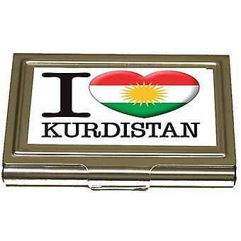 Korthållare - I love Kurdestan