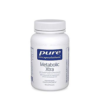 Pure Encapsulations Metabolic Xtra with Svetol Green Coffee Extract Capsules 90 (MXS9UK)