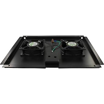 TOTEN, fan package with 2 fans for 600x600mm cabinets