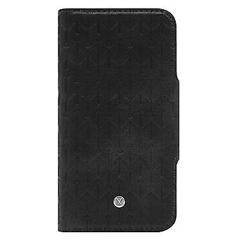 iPhone XR Marvêlle Magnetiskt Skal & Plånbok Svart